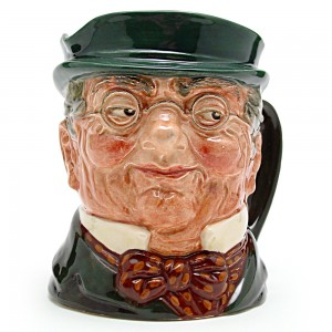 Mr Pickwick Old D6060 - Large - Royal Doulton Character Jug