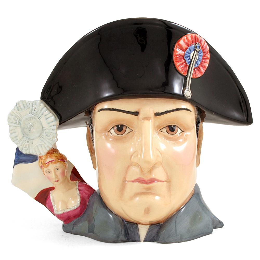 Napoleon Bonaparte D7237 - Large - Royal Doulton Character Jug