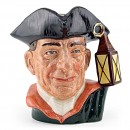 Night Watchman D6569 - Large - Royal Doulton Character Jug