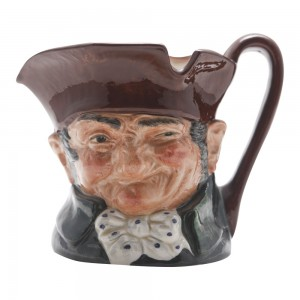 Old Charley (Bone China) D5420BC - Royal Doulton Character Jugs - Large - Royal Doulton Character Jug