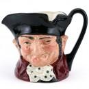Old Charley Higbee D6761 - Large - Royal Doulton Character Jug