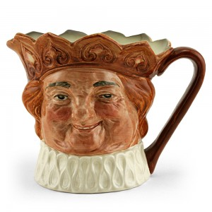 Old King Cole D6036 - Large - Royal Doulton Character Jug