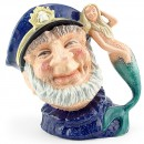 Old Salt D6551 - Large - Royal Doulton Character Jug