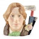 Oscar Wilde D7146 - Large - Royal Doulton Character Jug