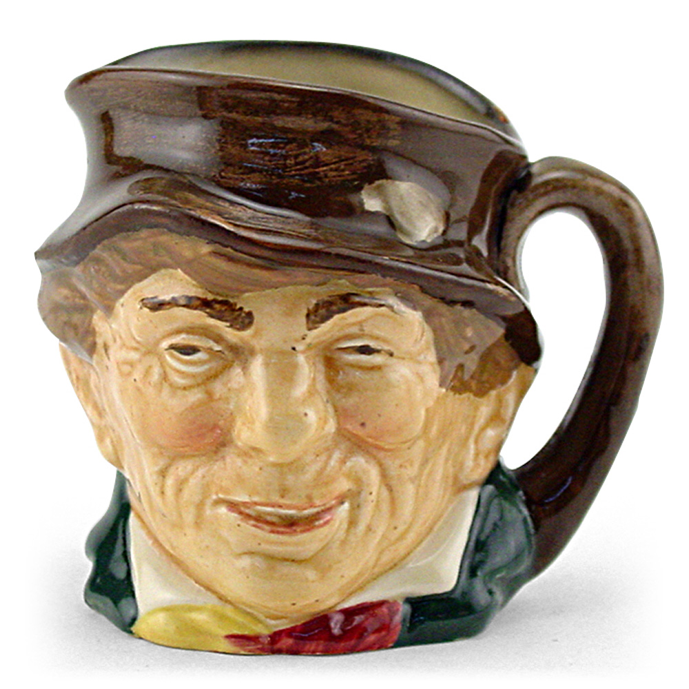 Paddy D5753 - Large - Royal Doulton Character Jug