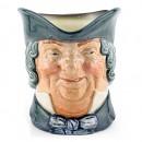 Parson Brown D5486 - Large - Royal Doulton Character Jug