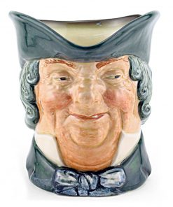 Parson Brown D5486 - Large - Royal Doulton Character Jug