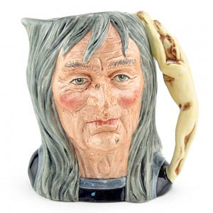 Pendle Witch D6826 - Large - Royal Doulton Character Jug