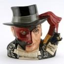 Phantom of Opera D7017 - Large - Royal Doulton Character Jug