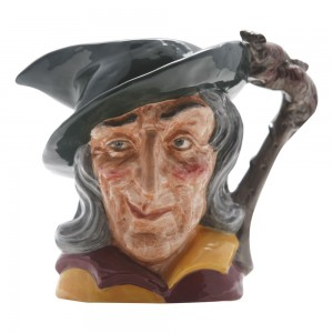 Pied Piper (Bone China) D6403BC - Royal Doulton Character Jugs - Large - Royal Doulton Character Jug