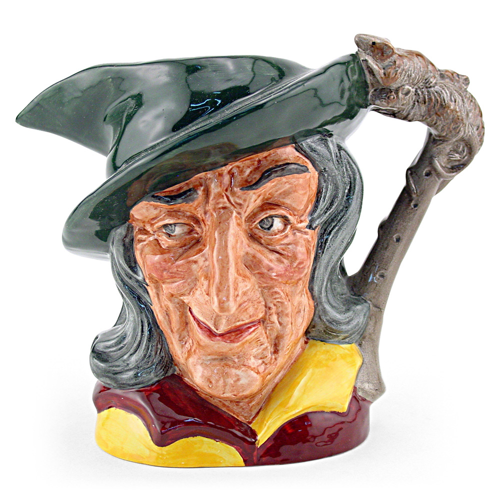 Pied Piper D6403 - Large - Royal Doulton Character Jug