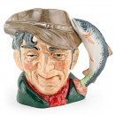 Poacher D6429 - Large - Royal Doulton Character Jug