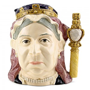 Queen Victoria D6816 - Large - Royal Doulton Character Jug