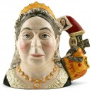 Queen Victoria D7152 (Jug Of the Year 2001) - Large - Royal Doulton Character Jug