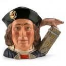 Richard III D7099 - Large - Royal Doulton Character Jug