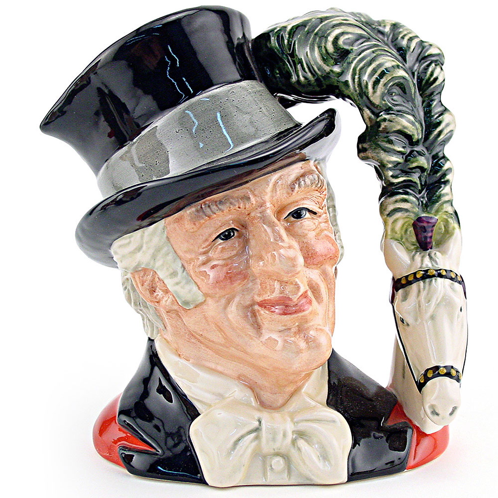 Ringmaster D6863 (Maple Leaf Edition) - Large - Royal Doulton Character Jug
