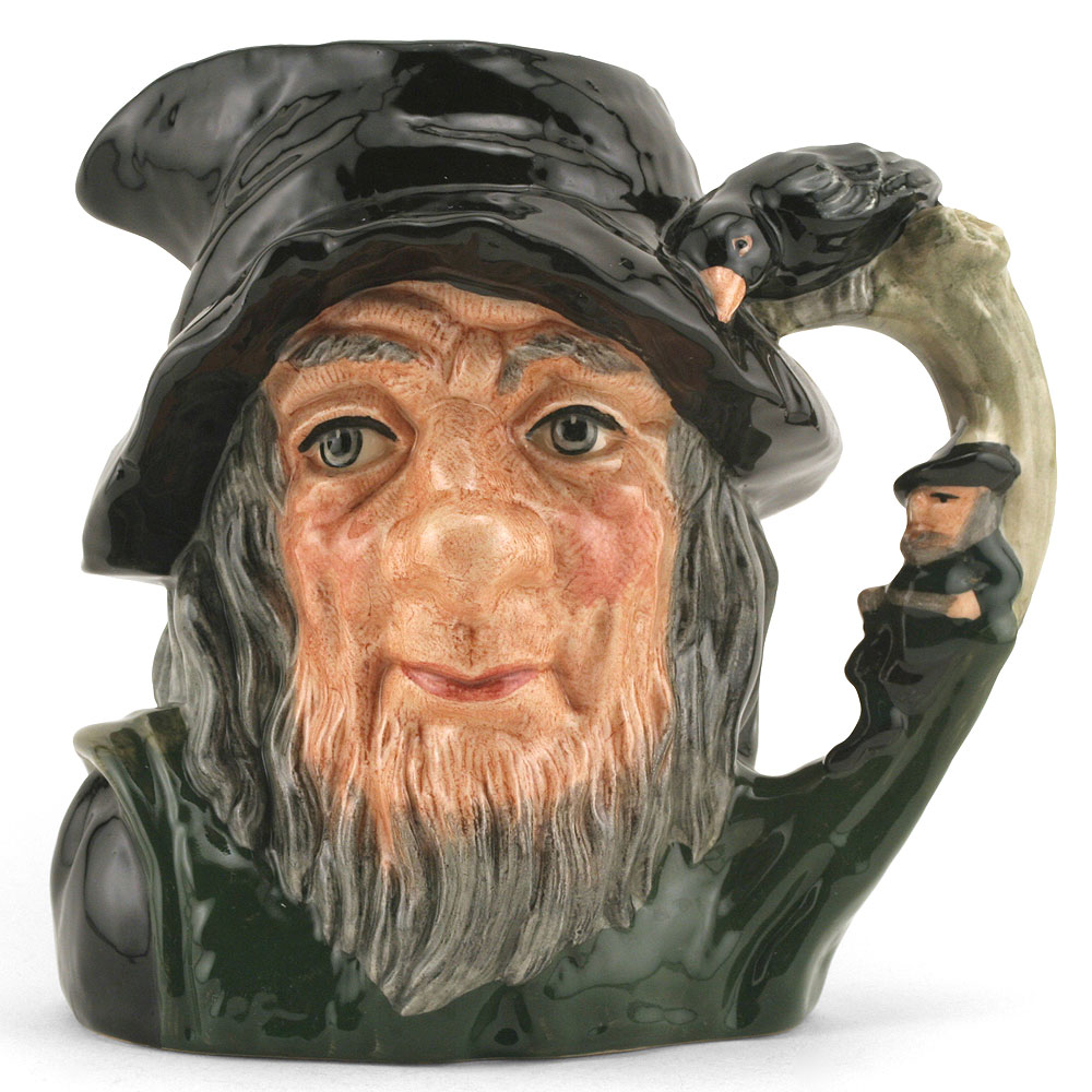 Rip Van Winkle D6785 (Colorway) - Large - Royal Doulton Character Jug