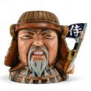 Samurai D7257 - Large - Royal Doulton Character Jug