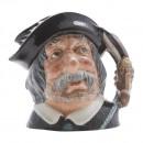 Sancho Panca (Bone China) D6456BC - Royal Doulton Character Jugs - Large - Royal Doulton Character Jug