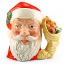 Santa Claus Sack of Toys D6690 - Large - Royal Doulton Character Jug
