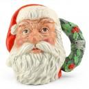 Santa Claus D6794 - Large - Royal Doulton Character Jug