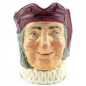 Simon the Cellarer D5504 - Large - Royal Doulton Character Jug