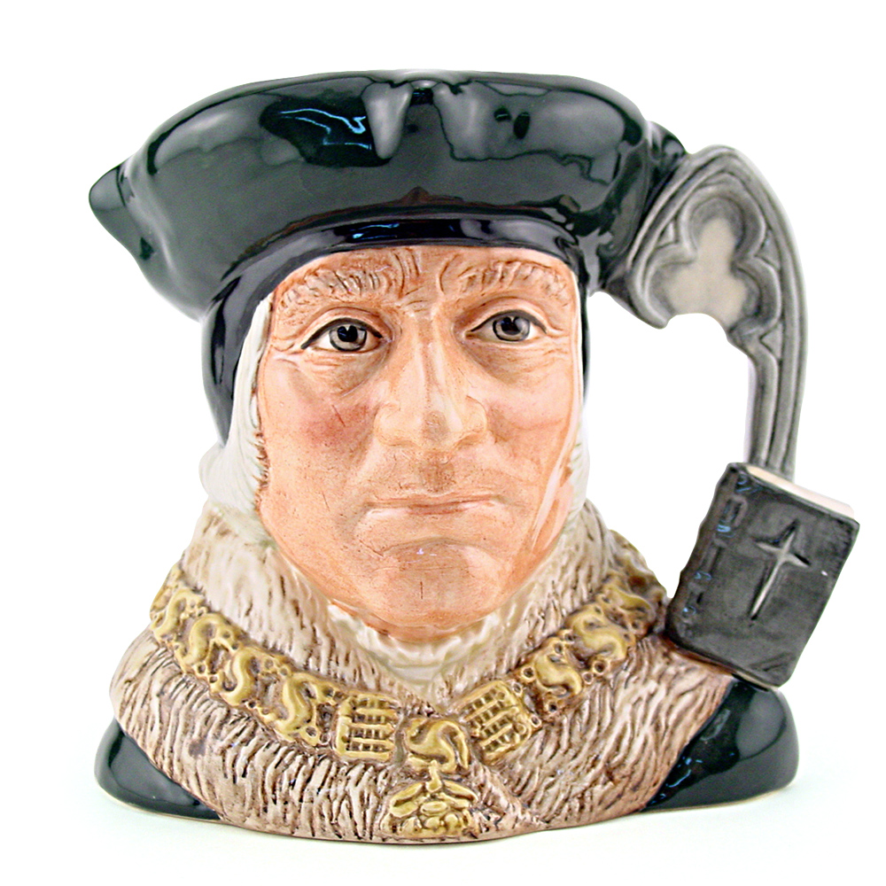 Sir Thomas More D6792 - Large - Royal Doulton Character Jug