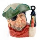 Smuggler D6616 - Large - Royal Doulton Character Jug