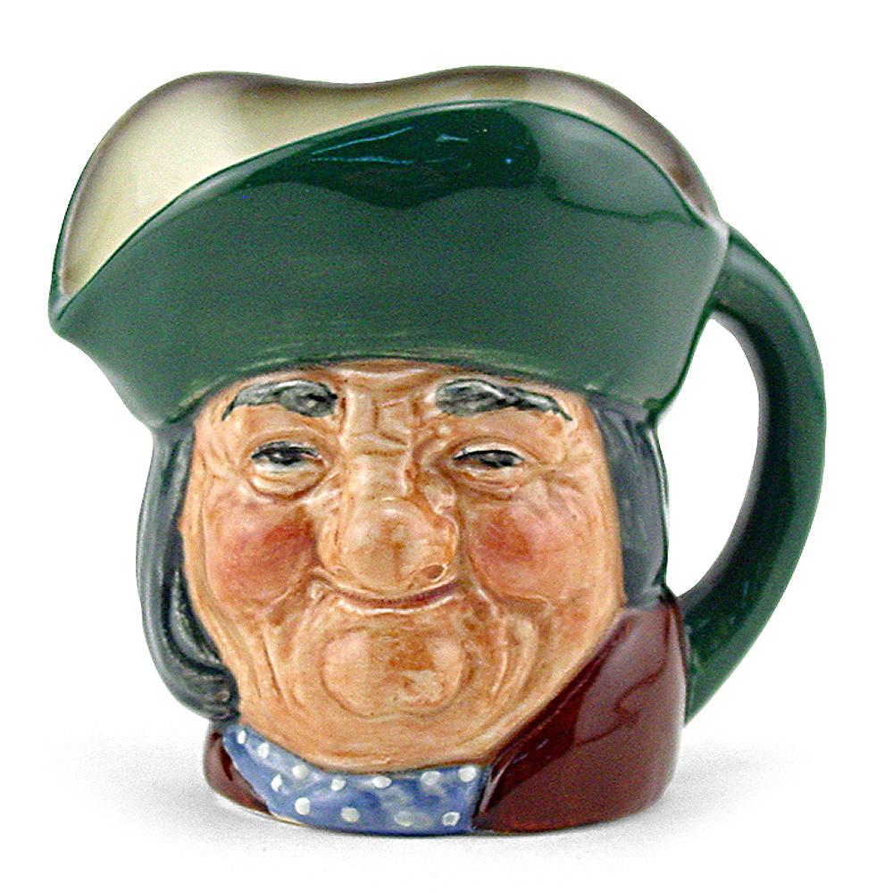 Toby Philpots D5736 - Large - Royal Doulton Character Jug