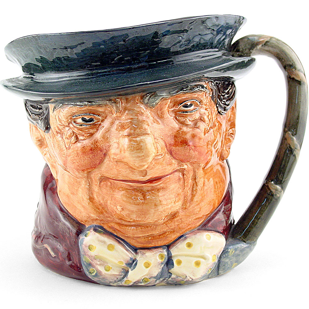 Tony Weller Extra D5531 - Large - Royal Doulton Character Jug
