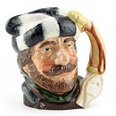 Trapper Centennial D6609 - Large - Royal Doulton Character Jug