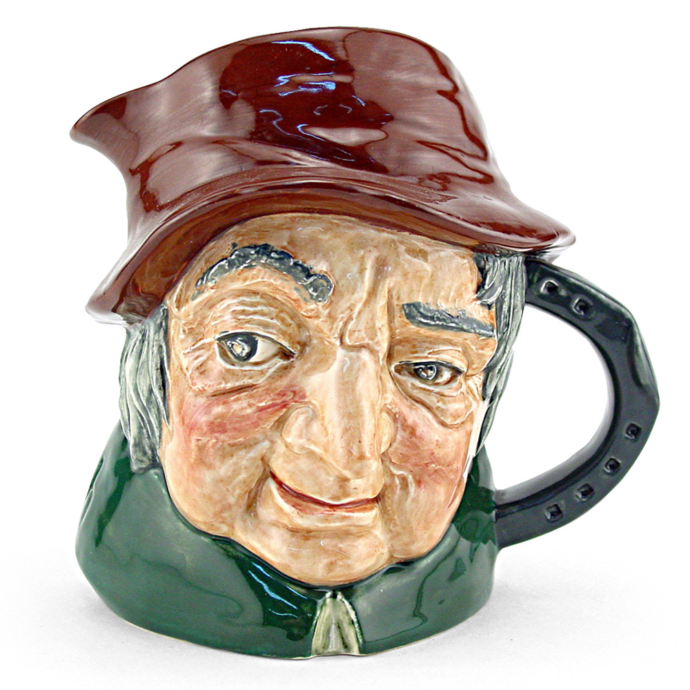 Uncle Tom Cobbleigh D6337 - Large - Royal Doulton Character Jug
