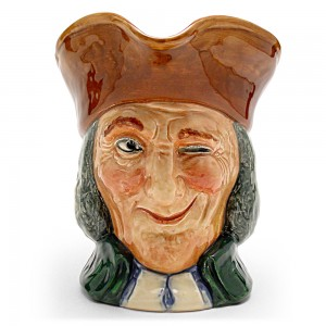Vicar of Bray D5615 - Large - Royal Doulton Character Jug