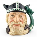Viking D6496 (Bone China) - Large - Royal Doulton Character Jug