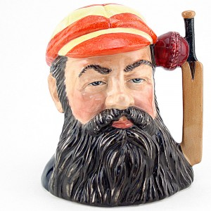 W.G. Grace D7032 - Large - Royal Doulton Character Jug