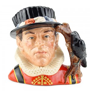 Yeoman of the Guard D6873 - Large - Royal Doulton Character Jug
