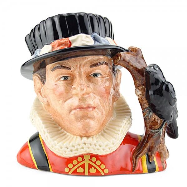 Yeoman of the Guard D6873 - Large - Royal Doulton Character Jug