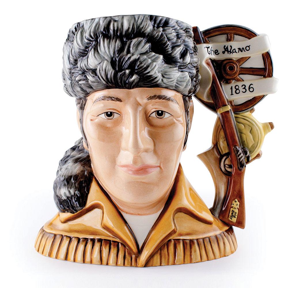 Davy Crockett D7293 - Royal Doulton Character Jug