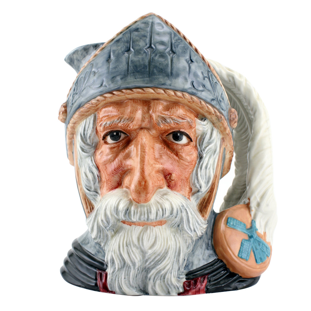 Don Quixote BC - D6455 - Large - Royal Doulton Character Jug