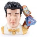 Elvis All Shook Up EP8 - Large - Royal Doulton Character Jug