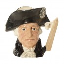 George Washington Prototype - Large - Royal Doulton Character Jug