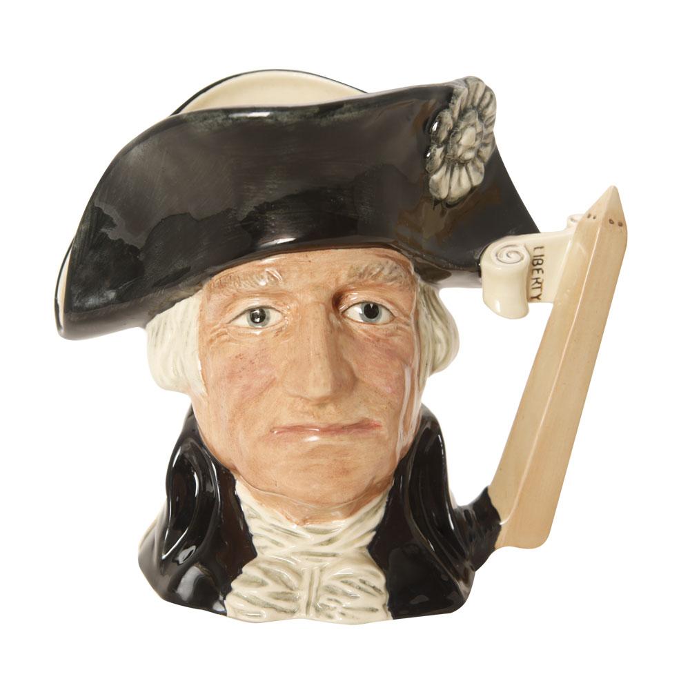 George Washington Prototype - Large - Royal Doulton Character Jug