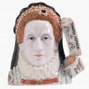 Queen Elizabeth I - Large - Royal Doulton Character Jug