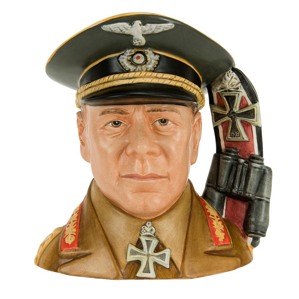 Rommel D7290 - Large - Royal Doulton Character Jug