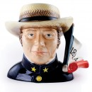 William Travis D7292 - Royal Doulton Character Jug