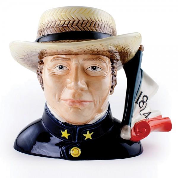 William Travis D7292 - Royal Doulton Character Jug