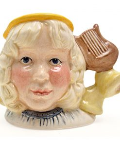 Angel D7051 - Mini - Royal Doulton Character Jug