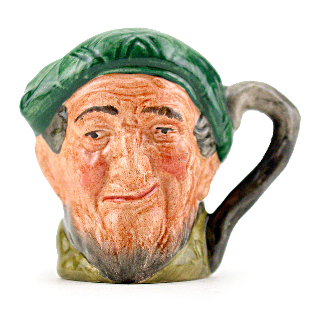 Auld Mac D6253 - Mini - Royal Doulton Character Jug