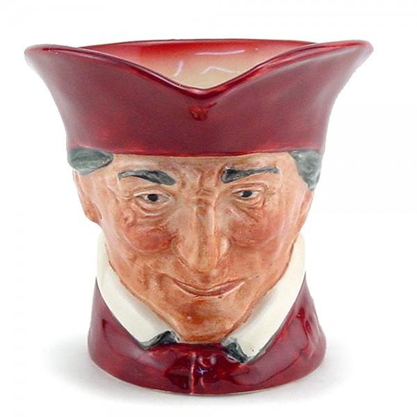 Cardinal D6129 - Mini - Royal Doulton Character Jug