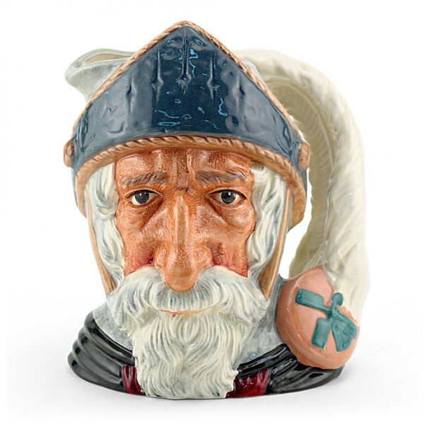 Don Quixote D6511 - Mini - Royal Doulton Character Jug